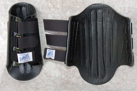 Draft Size Splint Boot Pair (2)