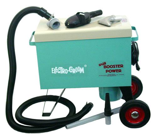 Electro Horse Groom