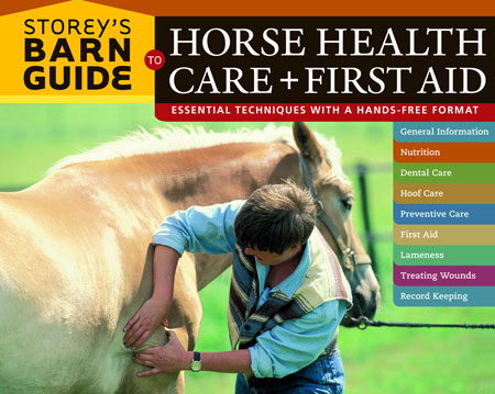 Barn Guide to Horse Health Care & First Aid 67639