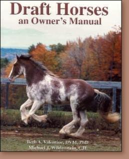 Draft Horses an Owners Manual 177