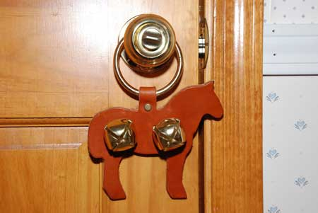 Draft Horse Bell 65-3465