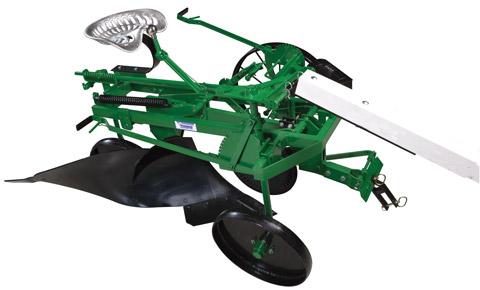 Pioneer Footlift Sulky Plow