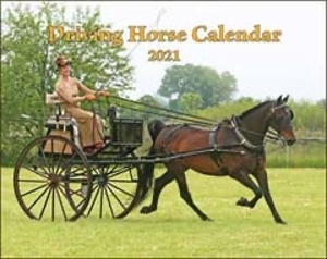 2021 Driving Horse Calendar